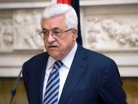رهبر تشکیلان خودگردان فلسطین